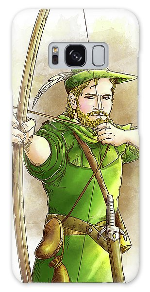 Robin Hood The Legend Galaxy Case
