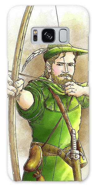 Robin Hood The Legend Galaxy Case