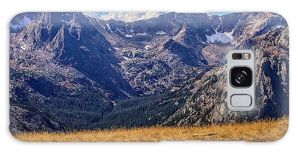 Rocky Mountain National Park Colorado Galaxy Case