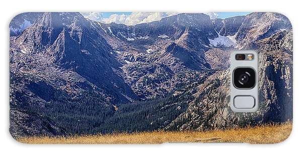 Rocky Mountain National Park Colorado Galaxy Case
