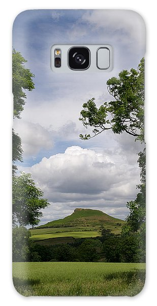 Roseberry Topping Galaxy Case