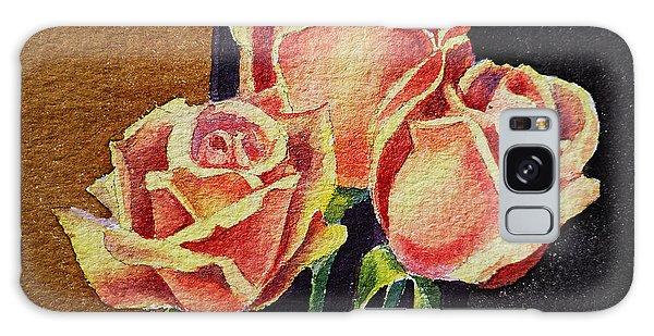 Hyper-realistic Galaxy Case - Roses   by Irina Sztukowski