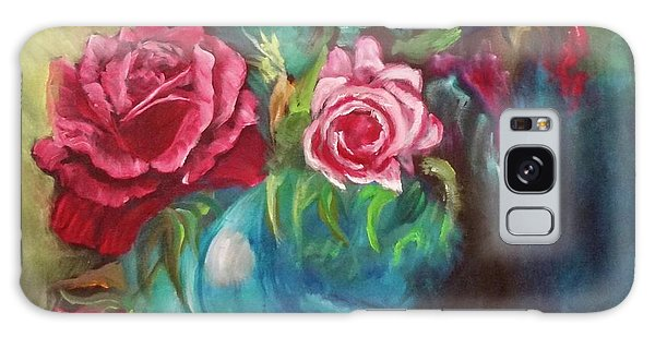 Roses One Of A Kind Handmade Galaxy Case