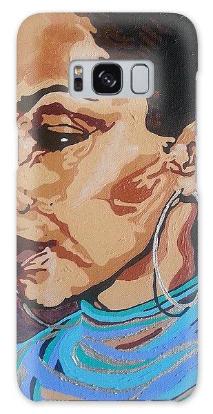 Sade Adu Galaxy Case by Rachel Natalie Rawlins