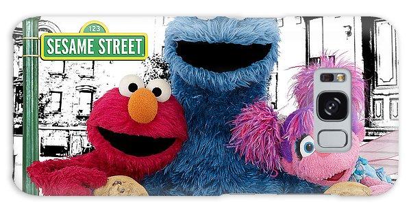 Sesame Street Galaxy Case