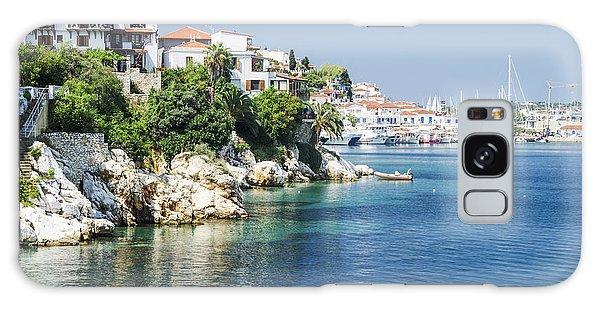 Skiathos Island, Greece Galaxy Case