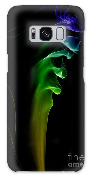 smoke XXVI Galaxy Case by Joerg Lingnau
