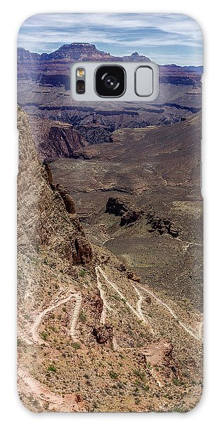 South Kaibab Trail Galaxy Case