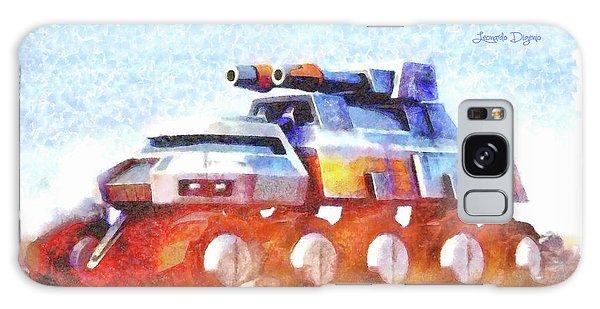 Star Wars Rebel Army Armor Vehicle Galaxy Case