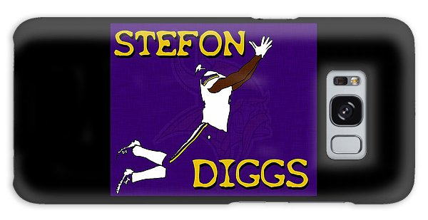 Stefon Diggs Galaxy Case by Kyle West