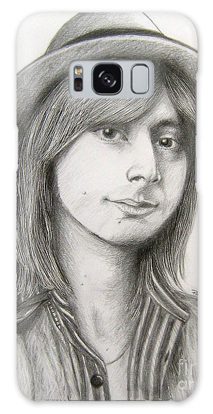Steve Perry Galaxy Case