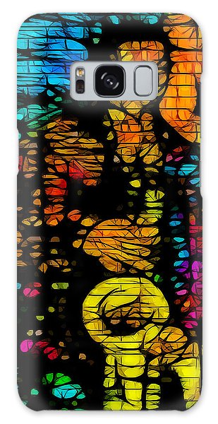 Street Jazz Galaxy Case