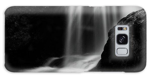 Sum Waterfall In Vintgar Gorge Galaxy Case