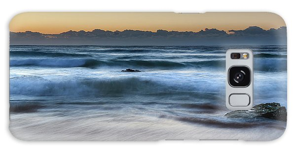 Sunrise By The Sea Galaxy Case