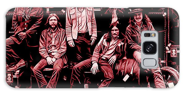 The Allman Brothers Collection Galaxy Case by Marvin Blaine