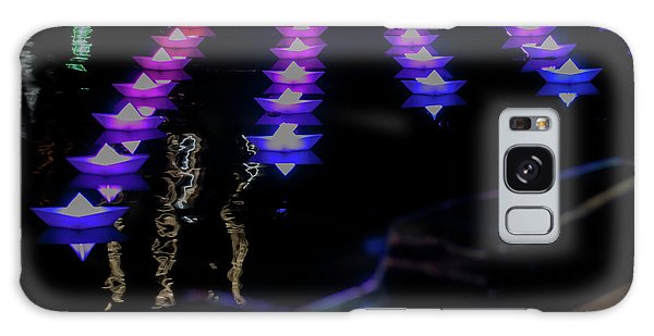 Galaxy Case featuring the photograph The Colors Of The Voyage by Mark Dodd