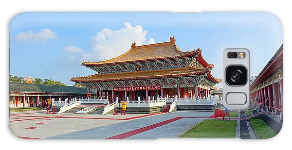The Confucius Temple In Kaohsiung, Taiwan Galaxy Case