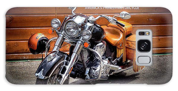 The Indian Motorcycle Galaxy Case by David Patterson