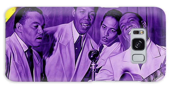 The Ink Spots Collection Galaxy Case by Marvin Blaine