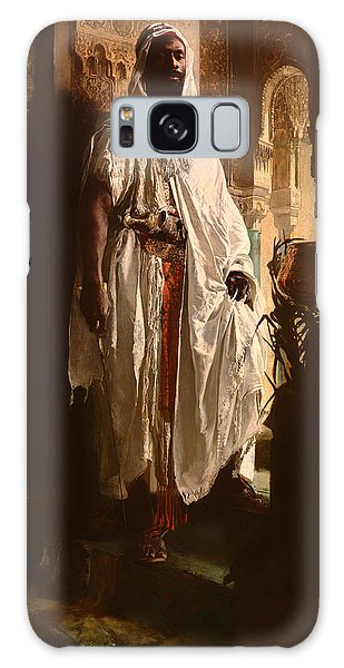 The Moorish Chief Galaxy Case