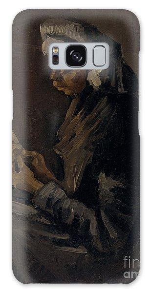 The Potato Peeler, 1885 Galaxy Case