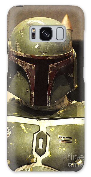 The Real Boba Fett Galaxy Case