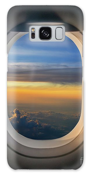 Framing Galaxy Case - The Window Seat  by Michael Ver Sprill