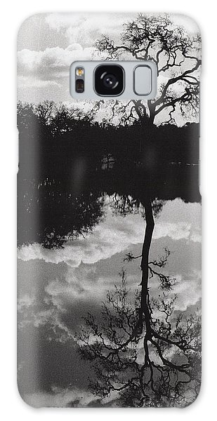 Tree Reflection Sebastopol Ca, Galaxy Case