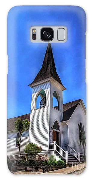 Trinity Church Galaxy Case