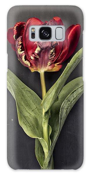 Tulip Galaxy S8 Case - Tulip by Nailia Schwarz