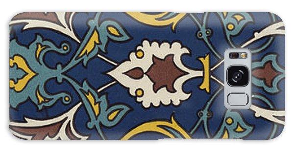 Decorative Galaxy Case - Turkish Textile Pattern by Turkish School