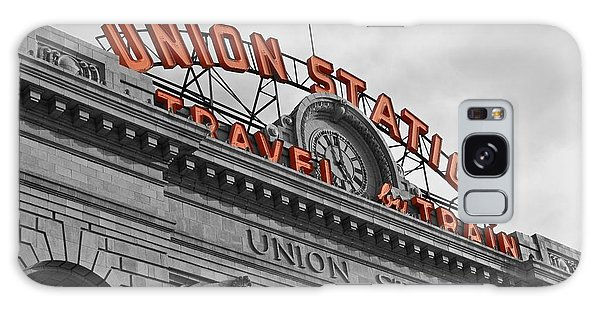 Union Station - Denver  Galaxy Case