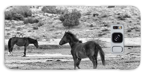 Virginia Range Mustangs Galaxy Case