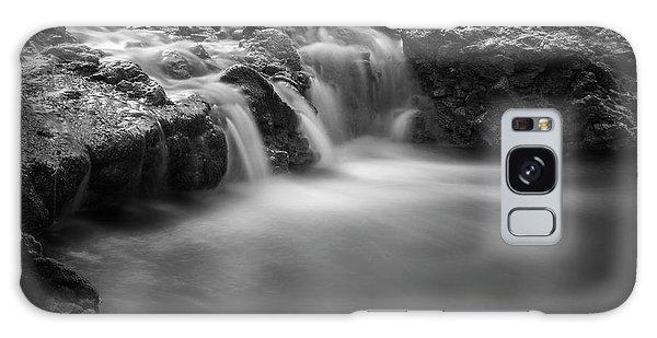 Waterfall  Galaxy Case by Scott Meyer