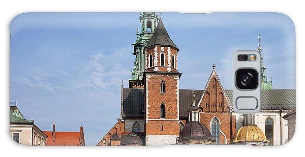 Wawel Cathedral In Krakow Galaxy Case