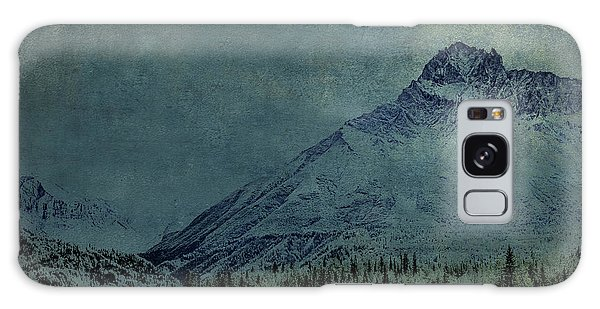 Galaxy Case featuring the photograph Williams Peak Alaska by Fred Denner