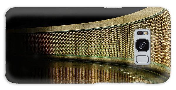 World War II Memorial - Stars Galaxy Case