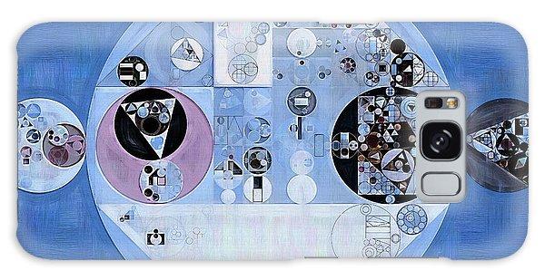Light Paint Galaxy Case - Abstract Painting - Onyx by Vitaliy Gladkiy