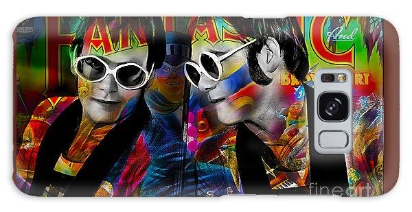 Elton John Galaxy S8 Case - Elton John Collection by Marvin Blaine
