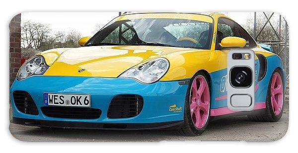 Ok Galaxy Case - 2002 Ok Chiptuning Manta Porsche 996 Turbo  1 by Mery Moon