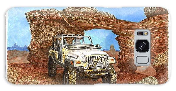 2005 Jeep Rubicon 4 Wheeler Galaxy Case