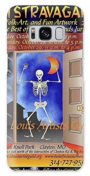 2006 Artstravaganza Poster Galaxy Case