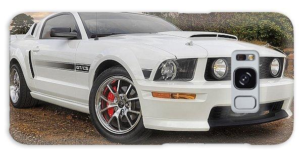 2008 Mustang Gt/cs - California Special - Sunset Galaxy Case