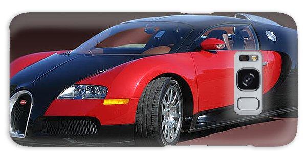 2010 Bugatti Veyron E. B. Sixteen Galaxy Case