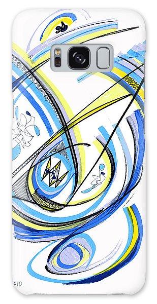 2010 Drawing One Galaxy Case by Lynne Taetzsch