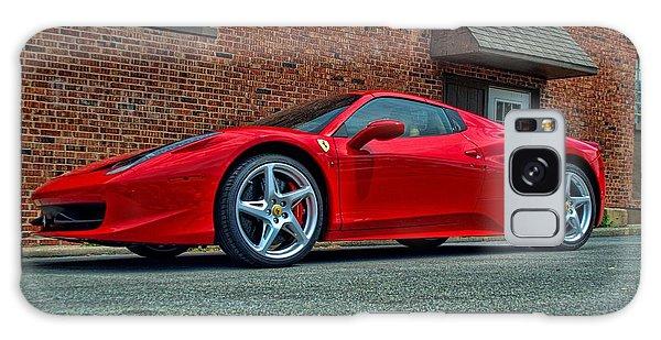 2012 Ferrari 458 Spider Galaxy Case by Tim McCullough
