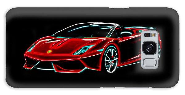 2014 Lamborghini Gallardo Galaxy Case by Aaron Berg
