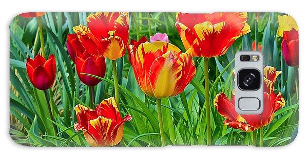2015 Acewood Tulips 6 Galaxy Case
