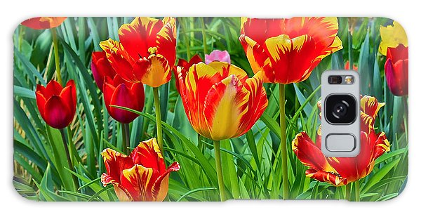 2015 Acewood Tulips 6 Galaxy Case