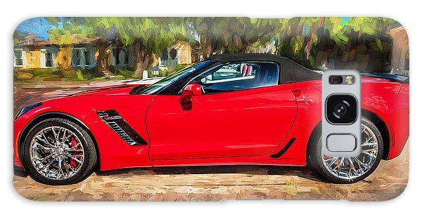 2015 Chevrolet Corvette Zo6 Painted  Galaxy Case